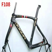 Wholesale Carbon Road Bike Frameset Sale - 2018 top sale F10 sky carbon bike frameset T1100 1K bicycle carbon frame 905 color race bike framest F10 full carbon frameset free shipping