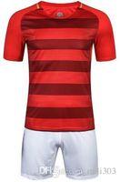 Wholesale Print Purchasing - high quality Custom team football training suit group purchase custom men's Jersey Kit printing S-2XL