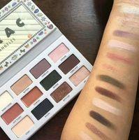 Wholesale Beauty Dreams - Free Shipping ePacket! !Makeup NEW LORAC California Dreaming Eye Shadow Palette Health & Beauty 12 color 9.72g