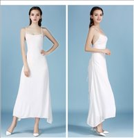 Wholesale Sexy Harness Straps - Sexy halter holiday dress skirt Bohemian harnesses mopping the beach causal dresses for women white dresses1113#