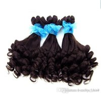 Wholesale Brazilian 5a Hair Free Shipping - 3 Bundles queens brazilian hair Unprocessed nature Loose Wave Funmi texture 5A quality Free Shipping 3,4,5pcs lot