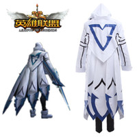 Wholesale League Legends Costumes - League of Legends LOL Talon Blade's Shadow Cosplay Costume