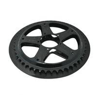 Teile Kette Ring Kunststoff Schwarz 44T 52T Für Bafang Fahrrad 48T 46T