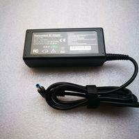 adaptador 45w al por mayor-Adaptador de CA 19.5V 2.31A 45W Cargador de batería de la fuente de alimentación para portátil HP 15-r052nr 741727-001 HSTNN-CA40 15-H019NS Enchufe de 4.5 * 3.0mm