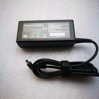adaptateur 45w achat en gros de-Adaptateur secteur 19.5V 2.31A 45W chargeur de batterie d'alimentation pour ordinateur portable HP 15-r052nr 741727-001 HSTNN-CA40 15-H019NS 4.5 * 3.0mm Jack Plug