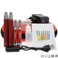 Wholesale Ego Ce5 Atomizer Head Coil - EGO CE5+ ce5 plus Double kits CE5 plus large kits CE5 plus replaceable coil head atomizer 650mah 900mah 1100mah egot battery