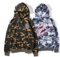 Wholesale I Play - i feel like pablo High quality camouflage men women Hoodie play yeezus justin bieber hoodie