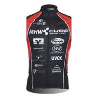 Wholesale Cycling Team Jerseys China - New CUBE Pro Team Cycling Sleeveless jersey MTB maillot Ropa Ciclismo Mountain Bicycle Clothing Racing Bike shirts china cheap clothes B2503