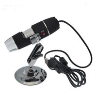 Wholesale Portable MP X X Magnification LED USB Digital Microscope Endoscope with Stand for Education Industrial Biological Inspection