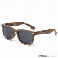Wholesale Eye Mix Color - 2017 Vintage Sunglasses Men Women 52mm Brand Cat Eye Sun Glasses Bands Mirror Gafas de sol Lenses with cases