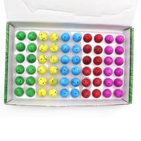 Wholesale Boys Dino - Wholesale-120 pcs set Hatching Colorful Dinosaur Add Cracks Grow Eggs Magic Water Growing Dino Egg Cute Children Kids Toy For Boys hot WD041