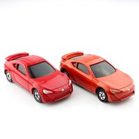 Wholesale Toy Cars For Cheap - Tomy scale tomica baby boys Toyota86 diecast collection auto motor plastic models race cars track toys voiture cheap miniature for children