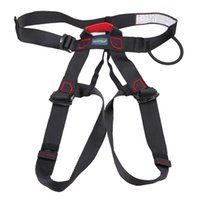 Wholesale Kit Harness - Professional Rock Climbing Downhill Harness Rappel Rescue Safety Belt Outdoor Climbing Safety Belt Tavel Kit Ea 14