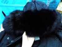Wholesale Korean Fashion Hooded Parka - Korean editions Ryan Long Parkas Hooded with black Fox Fur collar Canada scissors Men's winter down coats