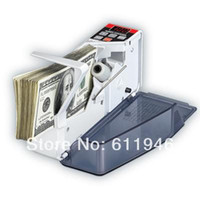 All'ingrosso-Mini portatile Handy Bill Cash Money registra valuta contatore macchina conteggio