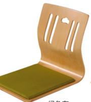 Wholesale Tatami Floor Seat Zaisu Chair - (4pcs lot) Floor Chair Tatami Japanese Zaisu Asian Legless Sitting Seat -EMS Expedited Shipping