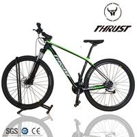 Wholesale Complete Bike Road - 2016 New THRUST 27.5 29er complete MTB bike mountain bike M370 groupset complete carbon MTB bicycle