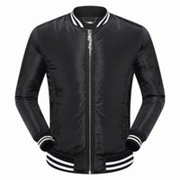 SS17 inverno europeo famoso marchio Mens Desinger cappotto di cotone Mens Giacca Top Hoodies Uomo Casual Jacket P612-613