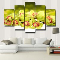 5 Pcs / Set Modern Abstract Wall Art Painting Canvas Painting para Sala de estar HomeDecor Picture Beautiful picture # 103