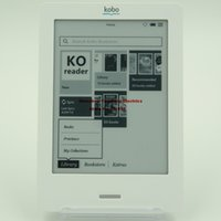 Wholesale E Book Reader Kobo - Wholesale- eReader KOBO Touch N905 N905C e-ink Touch screen 6 inch WiFi 2GB electronic e Book Reader