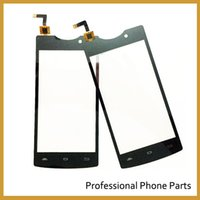 """Wholesale Micromax Touch Phones - Wholesale- Original 4.5"""" Touch Screen For Micromax Bolt D320 Touch Panel Sensor Digitizer Mobile Phone Replacement ,Black Color"""