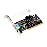 Wholesale Classic Pci Sound Card Audio Adlib Encoding Basic Sound Card Desktop Pci Sound Card