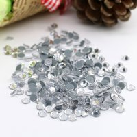 Wholesale Element Austrian Crystal - Wholesale all Size Austrian Crystal HOTFIX Rhinestone 2028# Top Quality Flatback Hot Fix Rhinestones Xilion Rose(Crystal)