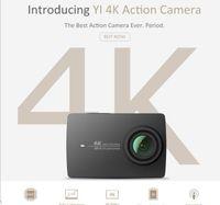 "Wholesale Ambarella Dual - Xiaomi Xiaoyi YI ii 4K Action Camera WiFi Camera 2 Ambarella A9SE75 2.19"" Retina Screen International Travel Edition"