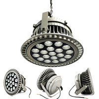 Wholesale Explosion proof Lm w CITIZEN LED UFO High bay lights W W W Canopy Hanging Light floodlight Years Warranty