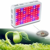 Wholesale Led Greenhouse Grow Lights - 2017 Best selling Double chips 1000W LED Grow Light with 9-band Full Spectrum for Hydroponic Systems and Greenhouse