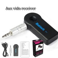 Handfree Wireless 3.5mm AUX Audio Car Bluetooth EDUP V 3.0 Transmissor FM Receptor de música estéreo A2DP Multimedia Receiver Adapter Car Acc