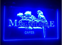 b246 Jimmy Buffett Margaritaville beer bar 3d assina culb pub led néon light sign home decor crafts