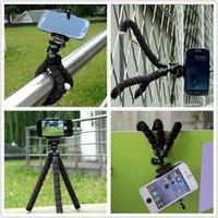 Wholesale Mix X5 - Flexible Octopus Leg Phone Holder Stand Support Mobile Tripod for Doogee Turbo Mini F1  Iron Bone DG750  X5 Max Pro  T5 Lite
