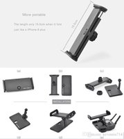 Pro remote control Accessories 7-10 Pad Mobile Phone Holder aluminio Flat Bracket tablet stander Parts RC drones PGY DJI Mavic
