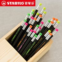 Painting Pens stabilo pens - stabilo Ordinary pencils New Arrival Pencil for Kids HB Artist Supplies Drawing Pencil MM Paints Babytime Crayons Tombow