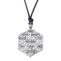 Wholesale Freedom Alloys - Myth Love Knot Flower of Life Egyptian Style Symbol of Peace and Freedom Simple Necklace Freeshipping