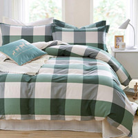 Wholesale Cotton Quilt Fabric Wholesalers - 2017 environmental protection cotton four piece, bed sheets, quilt cover, pillowcase. Textile bedding combed cotton twill fabric.
