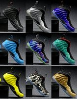 Barato Penny Hardaway Barato-Cheap Hardaway Pro Wu-Tang galaxy foam NRG GALAXY ALL STAR PENNY GLOW QS AIRE Holoposite PRM ROYAL AZUL PENNY OG KEYCHAIN ​​Com CAIXA