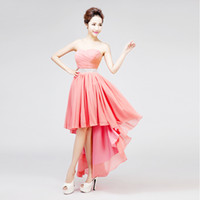Wholesale Sexy Short Birthday Dresses - Free Shipping birthday outfits elegant plus size ladies sweetheart dinner evening dresses formal gowns 2018 new style summer dress H3115