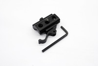 Wholesale Weaver Picatinny Adapter Sling - Quick Detach Release Bipod Sling Swivel Adapter QD Quick Detachable for 20mm Picatinny Weaver Rail Hunting Accessories