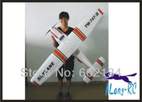 Wholesale Hobby Toy Airplane - Wholesale- EPO plane  RC airplane RC MODEL HOBBY TOY HOT SELL BEGINNER plane 4 channel plane  1560mm CESSNA182 TW747-3 (PNP set)