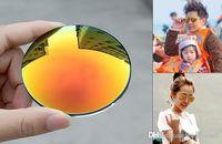 Wholesale progressive lenses glasses online - New Sun glasses lens Myopic Polarized Sunglasses Transition Lens B18 Progressive Lenses Sun glasses