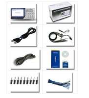 Wholesale Usb Logic Analyzer Oscilloscope - 1Gsa s 70MHz 1M Record Hantek MSO5074FG 4CH Oscilloscope + 8CH Logic Analyzer 25MHz Arb.Waveform Generator With Free Shiiping