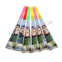 Wholesale pack Toy Story Theme Kid Birthday Party Noise Maker For Party Supplies