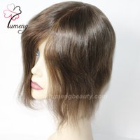 Wholesale New Look Wigs - 2017 new style customed order silk base women wigs very natural looking