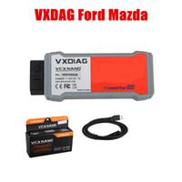 vcm ford venda por atacado-Venda quente Allscanner VXDIAG para FORD VCM IDS Suporte função para vcm ids mazda ids vxdiag ford Versão mais recente v98