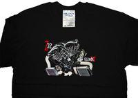 Wholesale Zx Engine - NISSAN 300ZX 300 ZX TT Engine Fairlady T-shirt T Shirt - ALL OPTIONS Print Tee Men Short Sleeve Clothing