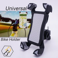 Wholesale Bike Smartphone Holder - Bike Holder for Smartphone Universal Colorful Bicycle Stand 360 Degree Rotation Mobile phone mount Support for iphone 7 Samsung Galaxy s7