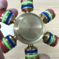 2017 Fidget Spinner Novo estilo Finger Spinning Decompression Fingers Mais vendidos Hand Dedo Spinner Cheap Sale Online New Toys by DHL BEY020