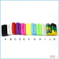 Wholesale Twin Lovely - Colorful lovely protective twin 18650 battery case for electronic cigarette mechanical mod battery carrying case